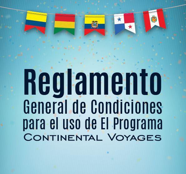 Reglamento-Continental-Voyages Reglamento Continental Voyages continental voyages